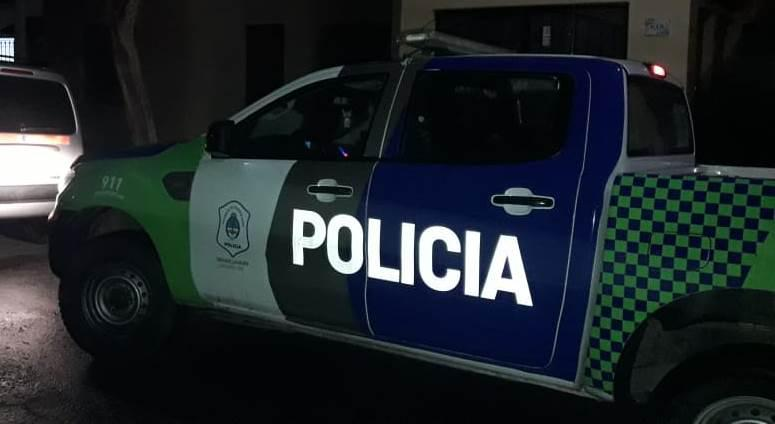 movil policial