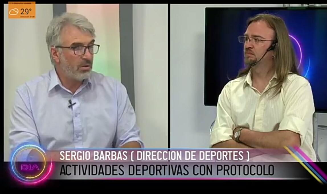 sergio barbas tv